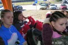 Finsko - mistrovství světa - 22.-25.3.2007